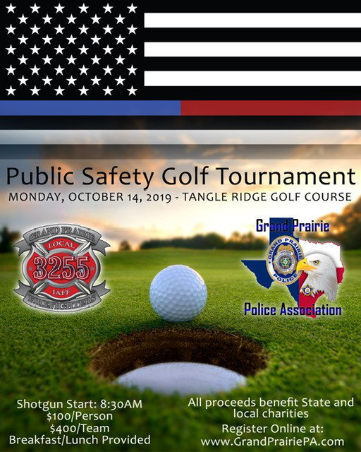 Public Safety Golf Tournament